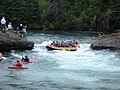 Rafting the Kananaskis River - panoramio.jpg