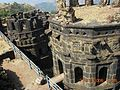 Raigad front towers.jpg