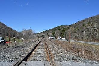 Shippen Township, Cameron County, Pennsylvania - Countryside north of Emporium