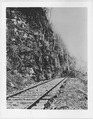Railroad and north base of Lookout Mountain. (Collection of Capt. W.C. Margedant. Ch(ief) of Top. Engrs. under Gen.... - NARA - 530448.tif
