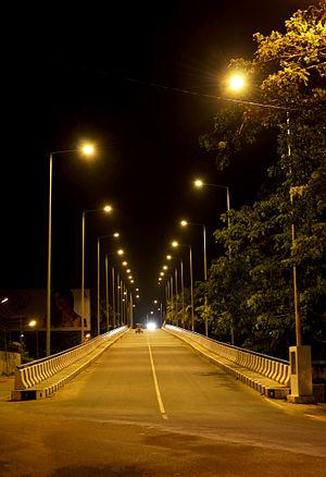 Transport in Kochi - Railway Over Bridge Ernakulam (Salim Rajan Over Bridge)