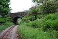 Railway bridge near Muncaster Mill Station - geograph.org.uk - 1338136.jpg