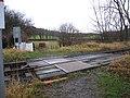 Railway crossing near Rye Hill - geograph.org.uk - 1608727.jpg