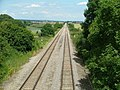 Railway line from Chepstow to Gloucester - geograph.org.uk - 498619.jpg