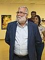 Ramón Ruiz inaugura la exposición 'El ojo público', crónica gráfica de la Educación en Cantabria, en la Biblioteca Central (cropped).jpg