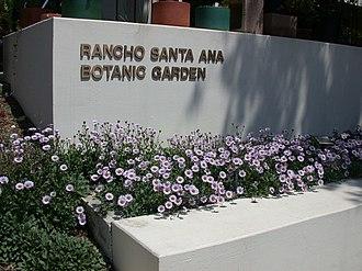 Claremont Graduate University - Rancho Santa Ana Botanic Garden