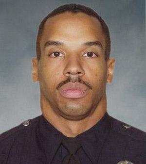 LAPD Metropolitan Division - Randal Simmons
