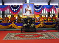 Rank celebration of Thai Buddhist monk 2.jpg