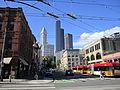 RapidRide in Pioneer Square (14254804640).jpg