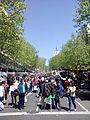 Rastro de Madrid, entrada, España, 2015.jpg