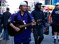 Ravens Guitar Player on Bourbon Street (8438521561).jpg