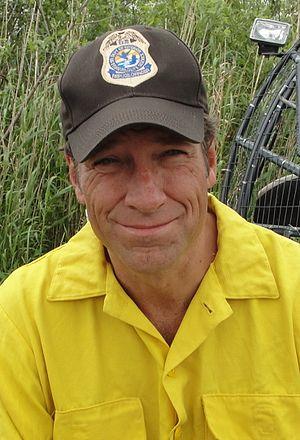 Mike Rowe - Rowe in April 2010.