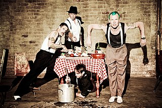 Red Hot Chili Peppers American rock band