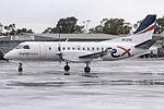 Regional Express Airlines (VH-ZXK) Saab 340B taxiing at Wagga Wagga Airport.jpg