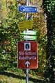 Reichenau an der Rax - Wegweiser zur Rudolfsvilla.jpg