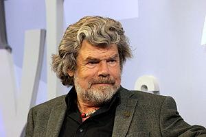 Reinhold Messner - Reinhold Messner (2015)