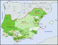 Reinos de Taifas 1037.png