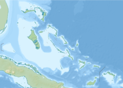 Albany is located in Bahamas