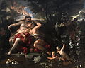 Renaud and Armide discovered by the knights-Luca Giordano-MBA Lyon A88-IMG 0362.jpg