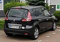 Renault Scénic (III) – Heckansicht, 2. Juli 2011, Ratingen.jpg