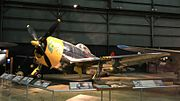 Republic P-47D (Bubble Canopy Version) National Museum of USAF 20150726.jpg