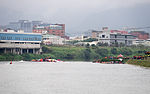 Rescue Team Searching Crashed B-22816 in Keelung River 20150204a.jpg