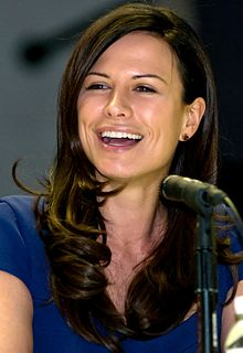 Rhona Mitra English actress, model and singer