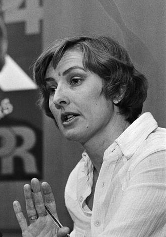 Ria Beckers - Ria Beckers in 1977