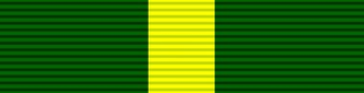Territorial Decoration - Image: Ribbon Efficiency Decoration (South Africa)