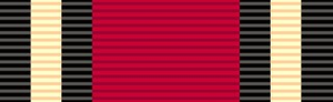 Queen's Medal for Champion Shot - Image: Ribbon Queen's Medal for Champion Shots