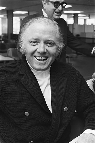 Richard Attenborough - Attenborough in 1975