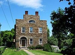 Richard Keese II house (1823)