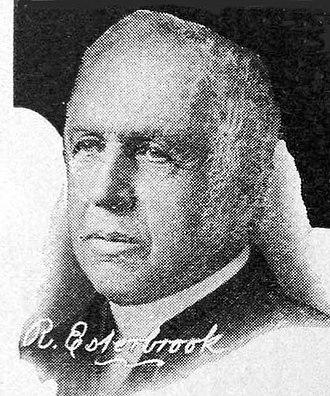 Esterbrook - Richard Esterbrook, founder.