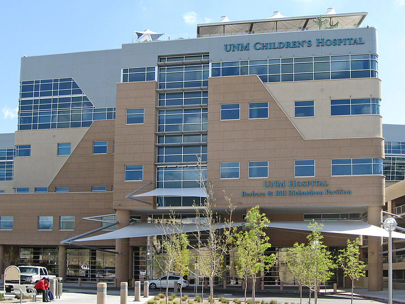 파일:Richardson Pavilion University of New Mexico.jpg