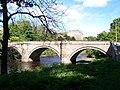 Richmond Bridge with Richmond Castle behind - geograph.org.uk - 435250.jpg