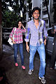 Riteish & Genelia watch 'Bol Bachchan' 03.jpg