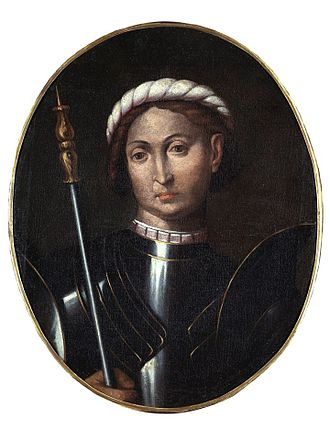 Francesco I Gonzaga - Portrait of Francesco I Gonzaga