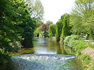 Retford - River Idle in Retford