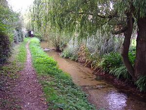 River Ingol - River Ingol at Snettisham