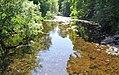 River Lugar, Mote Hill, Cumnock, East Ayrshire.jpg