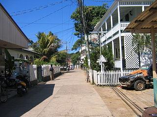 Utila Place in Islas de la Bahía, Honduras