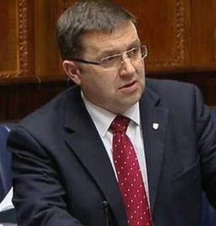 Robin Swann Northern Irish politician