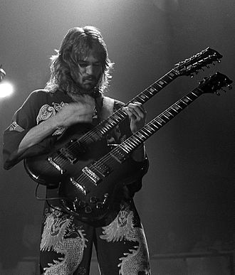 Roger Fisher (guitarist) - Fisher in 1978