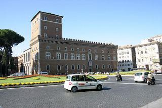 palazzo in Rome, Italy
