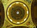 Roma Chiesa di Sant Andrea della Valle affreschi della cupola.jpg