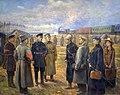 Romanovs family are taken by Uralsovet by V.N. Pchelin (1927).jpg