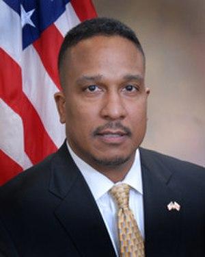 Ronald Machen - Image: Ronald Machen US Attorney