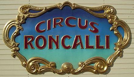 Circus Roncalli - Wikiwand