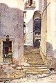 Roque Gameiro (Lisboa Velha, n.º 51) Escadinhas dos Remedios.jpg