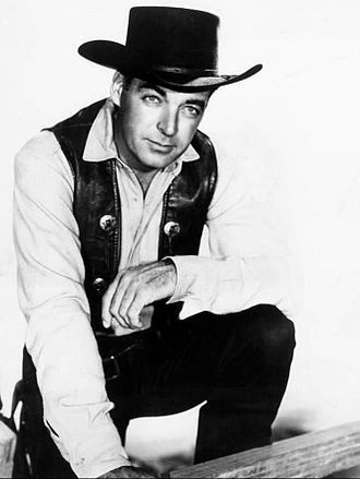 Rory Calhoun - As Bill Longley in The Texan (1961)